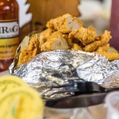 Chicken Potato