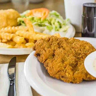 Chicken Fried Steak Dinner