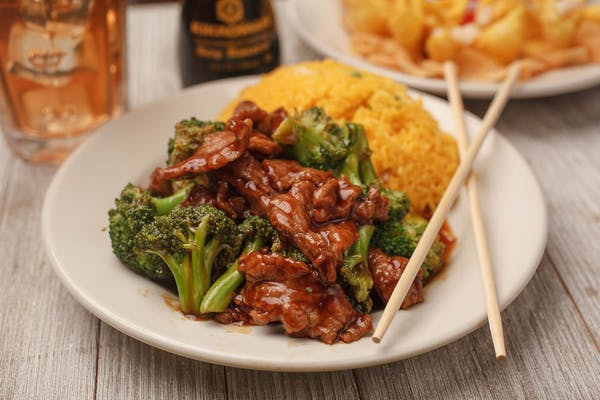 C1. Beef with Broccoli