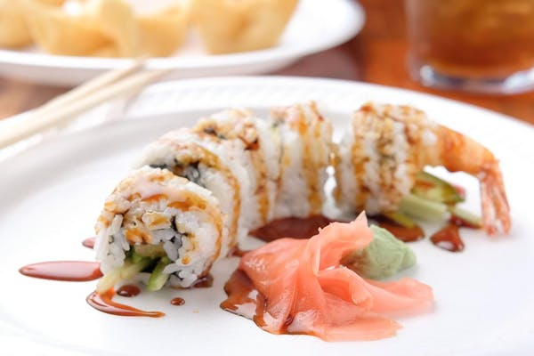 #15 Shrimp Tempura Roll