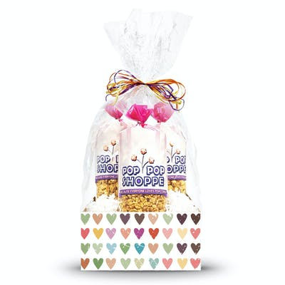 Valentine's Day Heart Gift Box