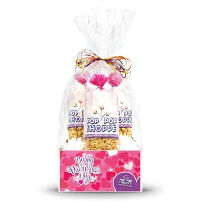 Valentine's Day Pink Gift Box