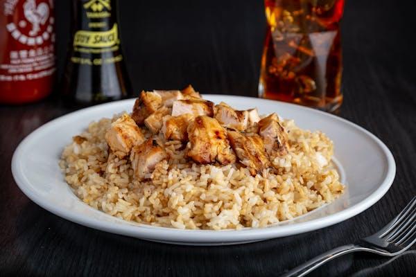 6. Teriyaki Chicken Bowl
