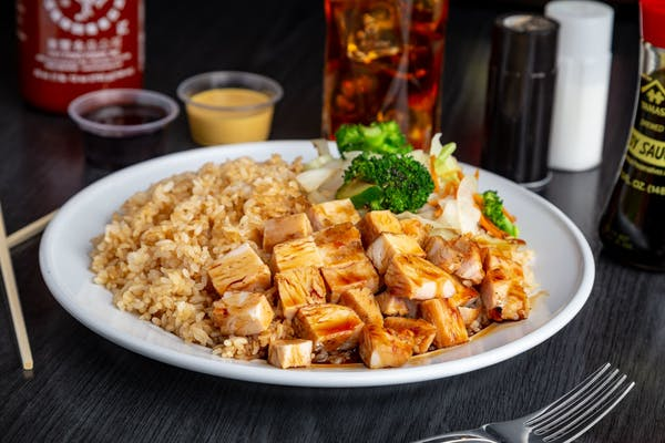 14. Teriyaki Chicken
