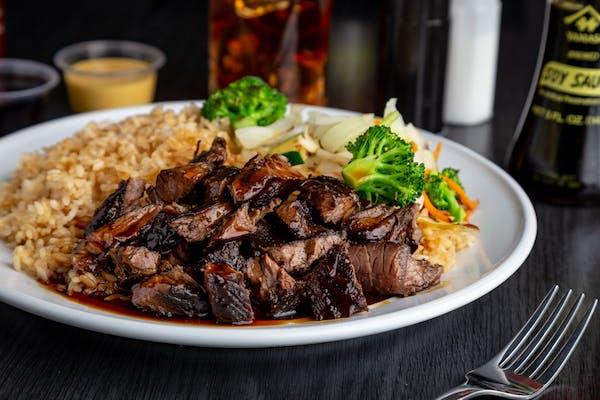 15. Teriyaki Steak