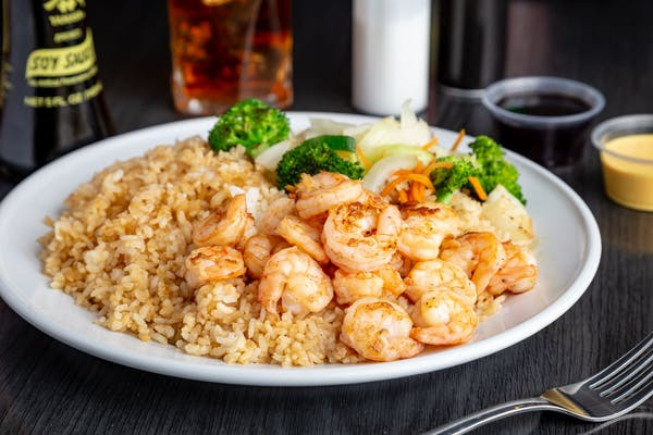 16. Hibachi Shrimp