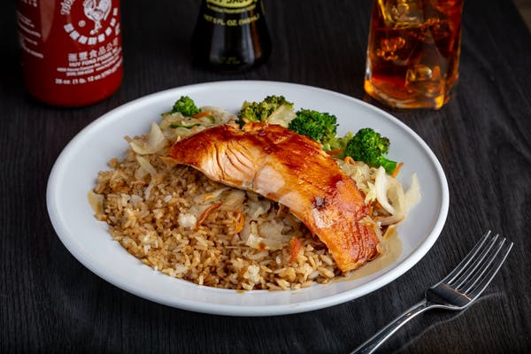 18. Grilled Salmon