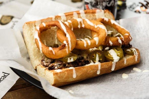 Mason-Dixon Sandwich