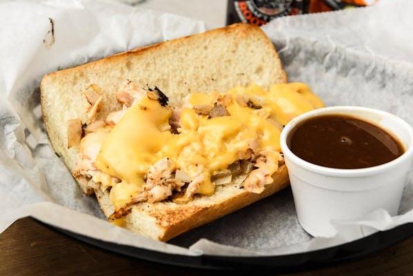 All-American Sandwich
