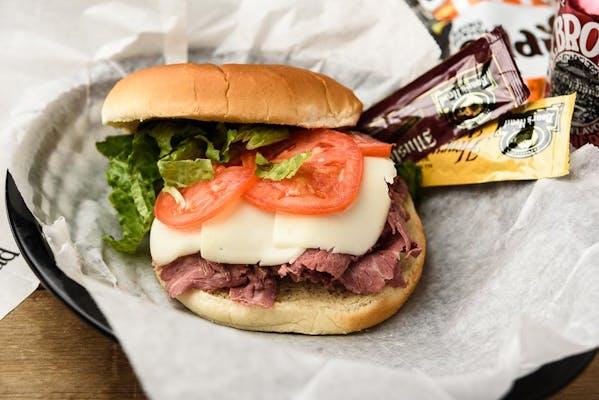 Jackie Robinson Sandwich