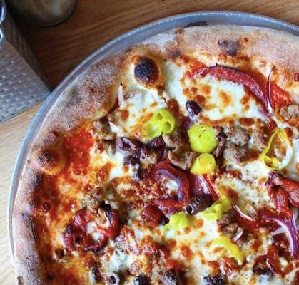 Aplos Supreme Pizza