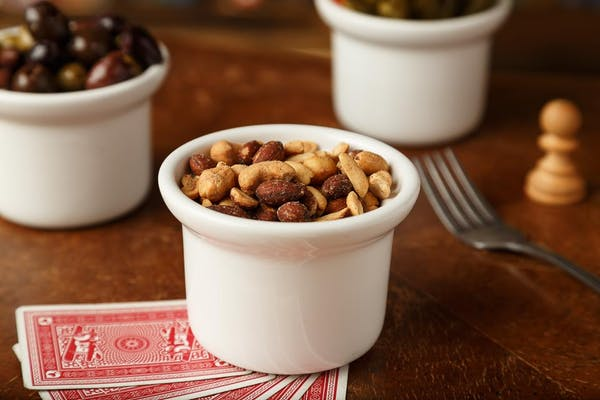Assorted Nuts Bowl