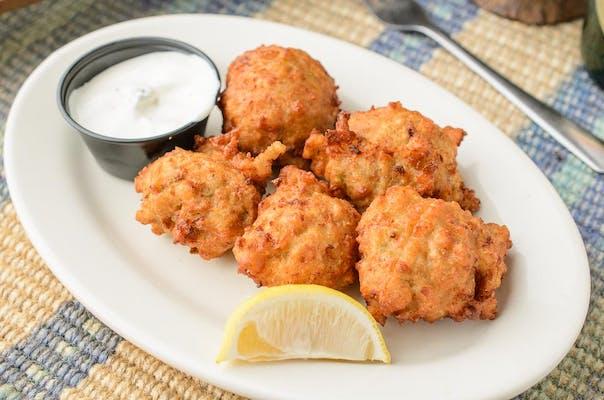 Chub Cay Island Conch Fritters