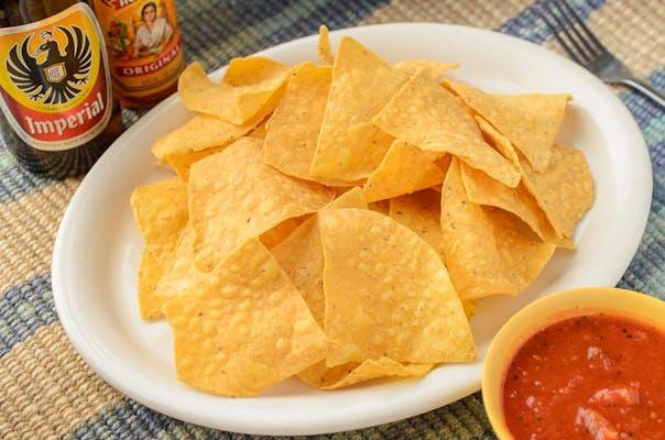 Cozumel Chips N' Salsa