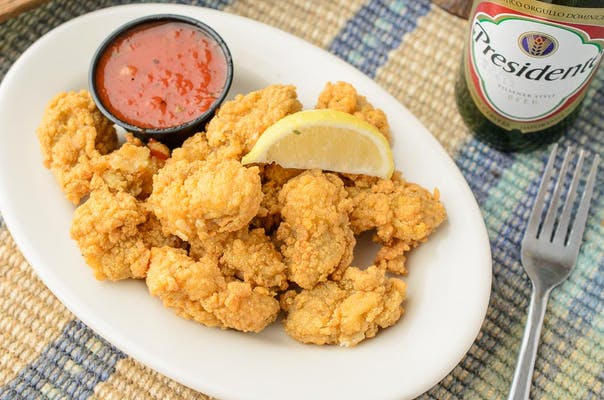 Golden-Fried Zydeco Oysters