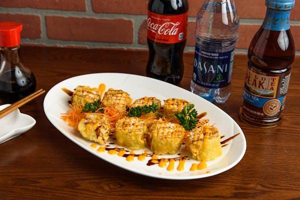 LSU Roll Coca-Cola Combo
