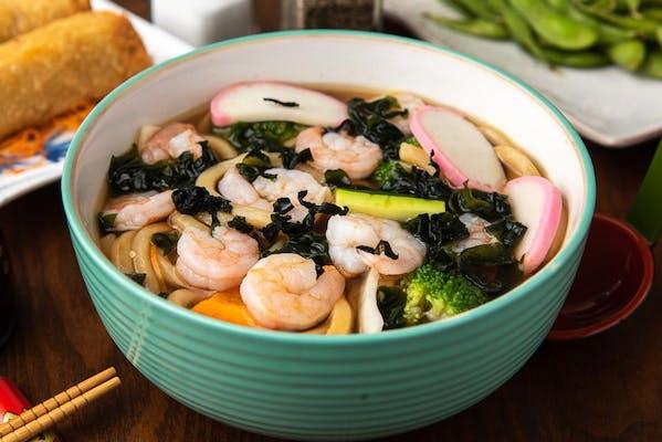 17. Udon Soup