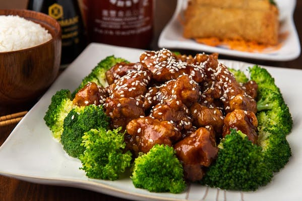 K11. Sesame Chicken