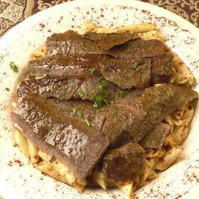 Lunch Gyro Pasta
