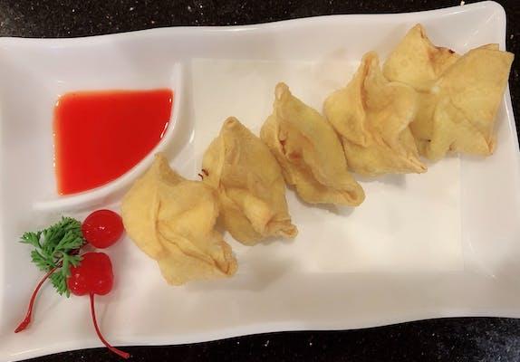 Crispy Cheese Wonton