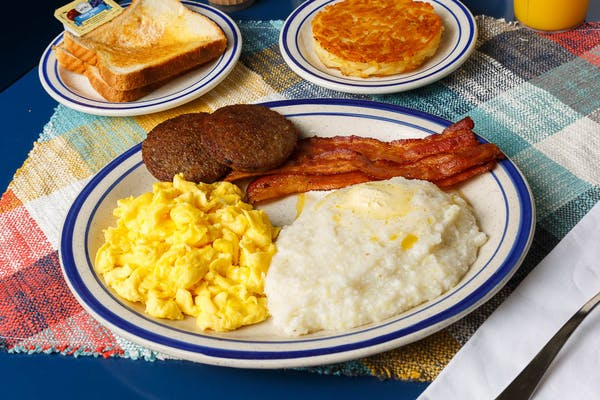 The Big Breakfast Platter