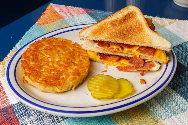 Bacon Sandwich Plate