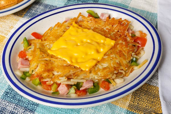 Hashbrowns all the Way