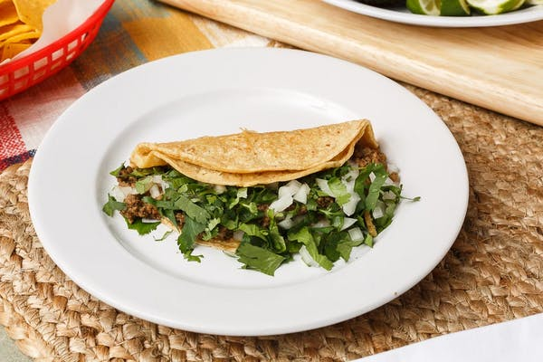 Mexican Style Taco