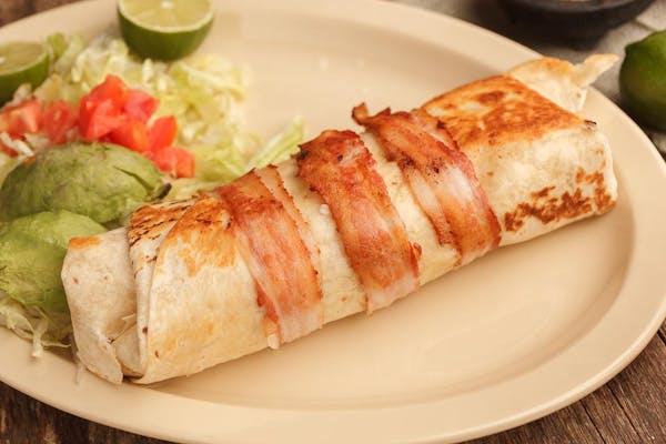 Saurio Burrito