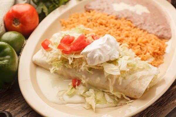 Supreme Burrito