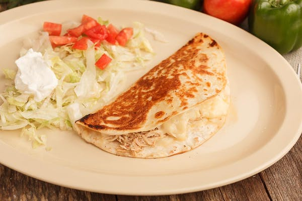 Quesadilla Chicken