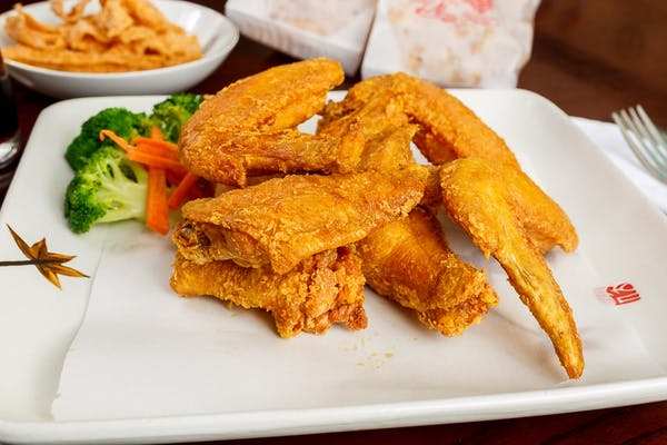 9. Fried Chicken Wings