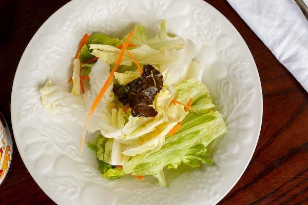 13. Fresh Garden Salad