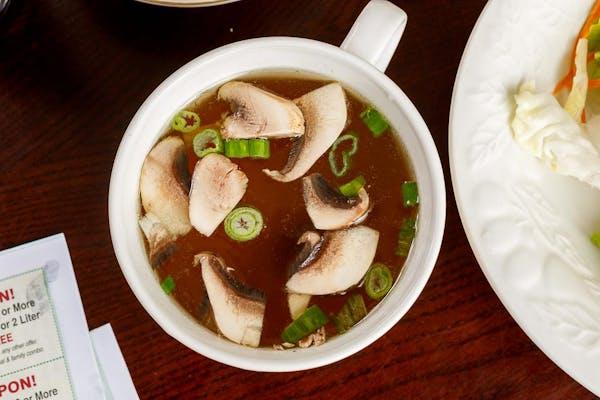 8. House Special Wonton Soup