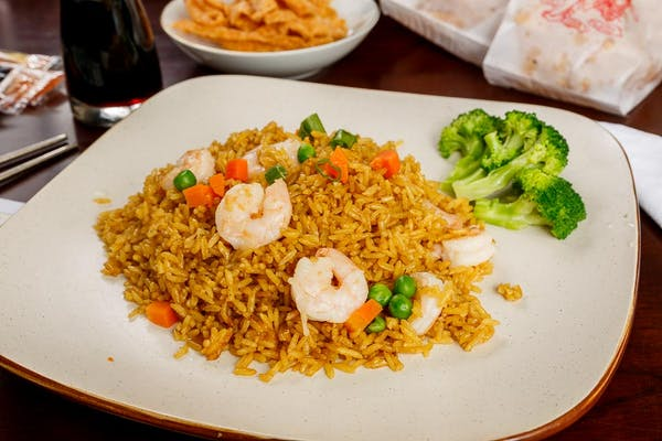 3. Beef or Shrimp Fried Rice
