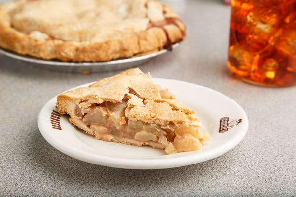 "No Sugar Added Apple Pie ""Splenda"""