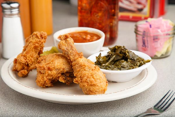 Reg. Buttermilk Fried Chicken Platter