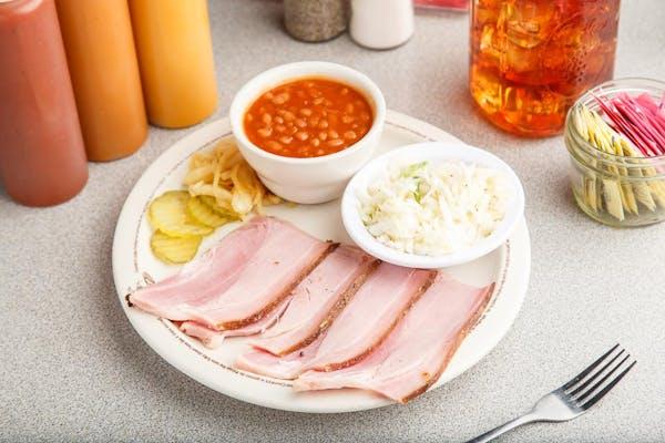 Smoked Ham Platter