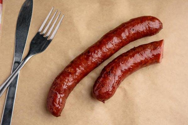 Blue Water Alabama Beef Sausage