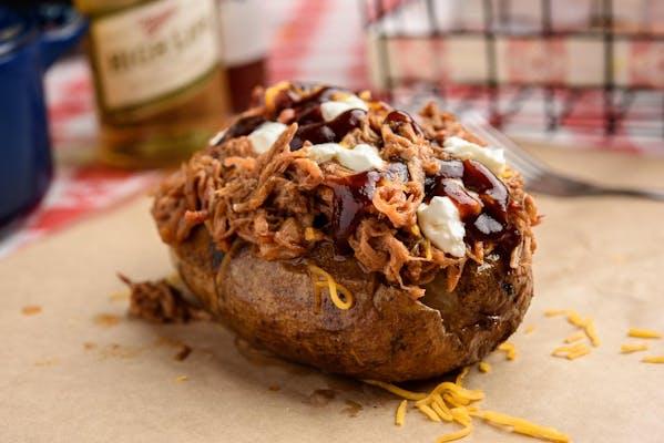 Stuffed Potato