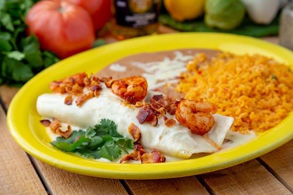 41A. Burrito Texano