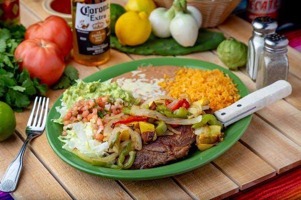 45. Steak Ranchero