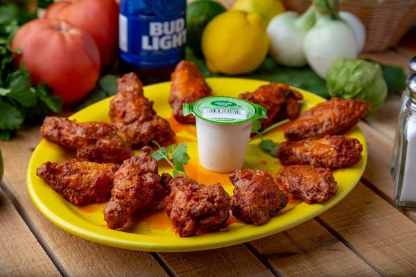 7. Chicken Wings