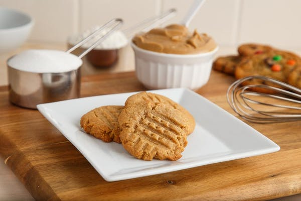 Peanut Butter Cookies (3)