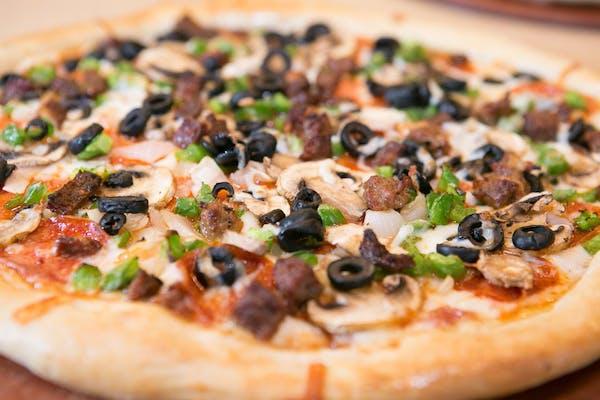The Italian Pie Combination Pizza