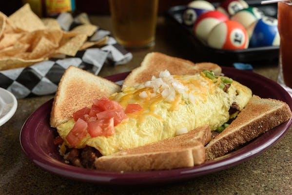 Texicano Omelette