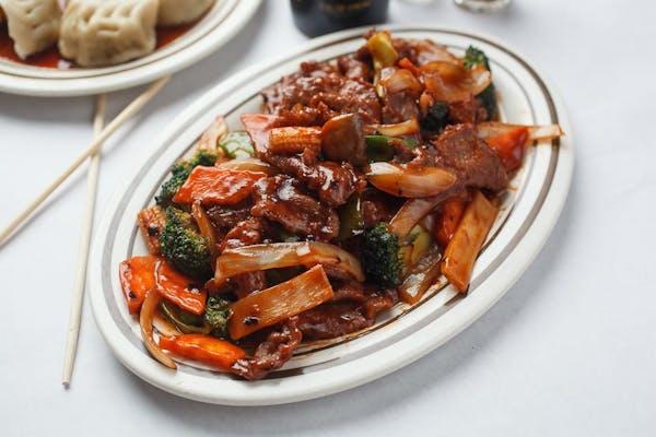 BF1. Mongolian Beef