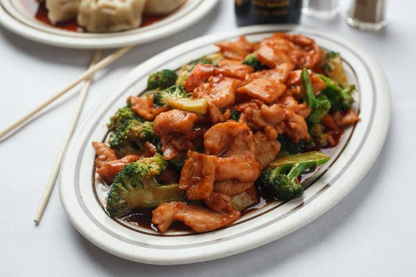 CK7. Chicken with Broccoli