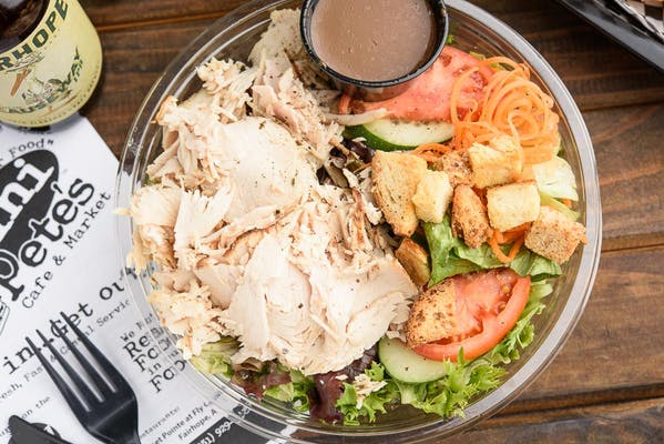 Roasted Turkey Salad