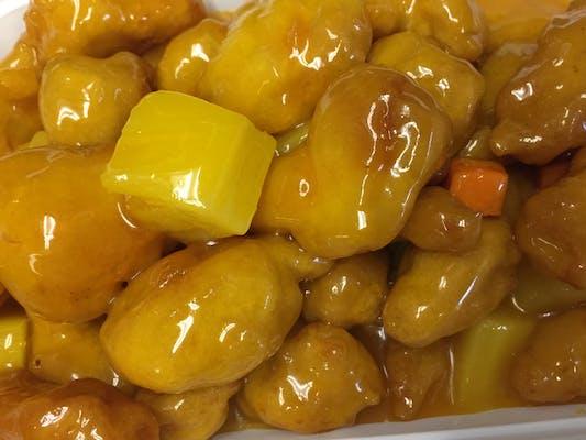 79. Orange Chicken
